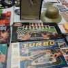 Pole Position and Turbo Board Games