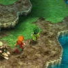Dragon Quest VII - Mountain Outside Providence