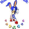 Sonic The Hedgehog Easter